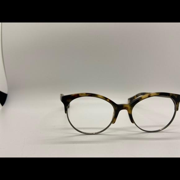 Coach dark vintage turquoise eyeglasses
